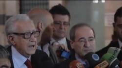 敘利亞活動人士:政府軍空襲致數十人死