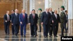 Mustaqil davlatlar hamdo'stligining Minskda o'tgan yig'ilishi, 10-oktabr, 2014