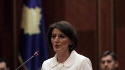 يک زن به رياست جمهوری کوسوو رسيد