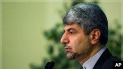 ایرانی وزیرخارجہ رامین مہمان پرست