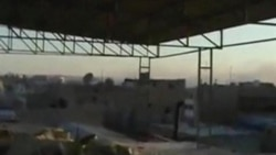 مخالفان اسد راه های ارتباطی ارتش را منهدم می کنند