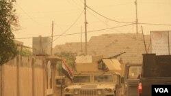 Mosul War Games