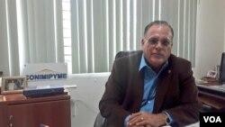 Leonardo Torres, presidente del Consejo Nicaragüense de la Pequeña y Mediana Empresa (CONIMIPYME) de Nicaragua niega cualquier tipo de represalia a miembros de la empresa privada.