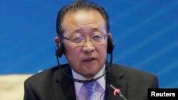 Ông Kim Kye Gwan, quan chức cấp cao Triều Tiên.