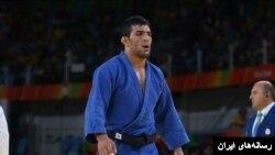 ملایی گفت «با رضایت قلبی» مقابل حریف بلژیکی باخته تا با ورزشکار اسرائیلی مبارزه نکند