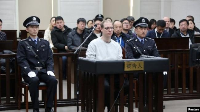 辽宁高院或受理谢伦伯格走私毒品案死刑上诉
