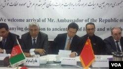 افغانستان سال گذشته ۱۴ میلیون دالر به چین صادرات داشت
