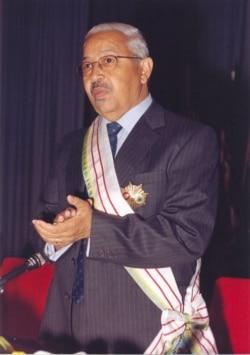 Pedro Pires e os desafios africanos - 16:00