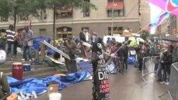 Корпорации – в фокусе протестов