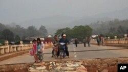 缅甸东北部3月24日发生地震