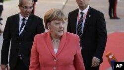 Shugabar Jamus Abgela Merkel