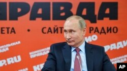 Russia RWB rating