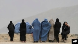 阿富汗婦女