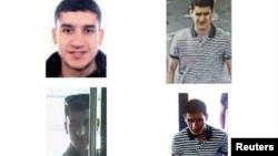 Tersangka sopir dalam serangan mobil di Barcelona, Younes Abouyaaqoub (foto: dok).
