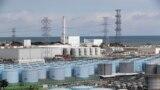 ຖັງເກັບນ້ຳເສຍທີ່ຖືກບຳບັດແລ້ວ ແຕ່ຍັງມີກຳມັນຕະພາບລັງສີຄ້າງຢູ່ໃນລະດັບໃດນຶ່ງ ຢູ່ທີ່ໂຮງໄຟຟ້າພະລັງນິວເຄລຍ ດາຍຈິ ຢູ່ເມືອງ Okuma town, ທາງພາກຕາເວັນອອສຽງເໜືອຂອງຍີ່ປຸ່ນ, ວັນທີ 27 ກຸມພາ, 2021