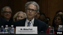 CEO Badan Media Global AS (USAGM) yang baru, Michael Pack