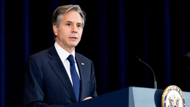 Blinken Vows to Urge Arab Countries to Normalize Ties With Israel ...