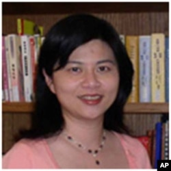 宾州大学台语教师吴美惠