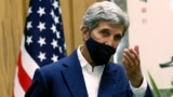 Đặc phái viên của Tổng thống Hoa Kỳ về biến đổi khí hậu, ông John Kerry.