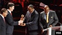 ኢትዮጵያ ሓንቲ ካብ ተሸለምቲ South – South Award ኮይና