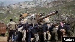 Ozod Suriya armiyasi jangchilari