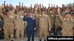 Army & Air Chiefs Visit North Waziristan