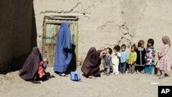 از آغاز سال جاری تا حال ۱۲ واقعه مثبت پولیو در افغانستان شناسایی شده است.