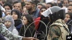 Governo egípcio iniciou conversações com a oposição