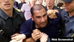 Xalid Qarayev (Foto Xalid Qarayevin Facebook səhifəsindən götürülüb)