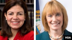 New Hampshire Senate race: Republican Kelly Ayotte vs Democrat Maggie Hassan