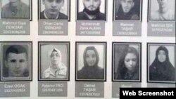 Ankarada terrorda şübhəlilər