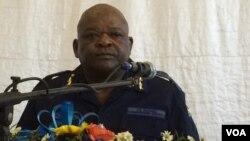 Police Commissioner General Godwin Matanga