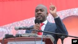 Nelson Chamisa on MDC Alliance Agenda 2021