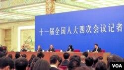 Konferans anyèl pou Laprè premye minis chinwa a Wen Jibao