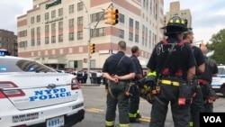 El atacante que se suicidó es un médico que fue empleado del hospital hasta 2015.