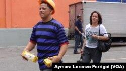 La escasez de alimentos es uno de los principales problema de los venezolanos.