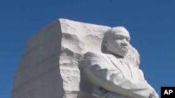Les Américains rendent hommage à Martin Luther King