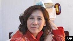Luật sư nhân quyền Trung Quốc Nghê Ngọc Lan