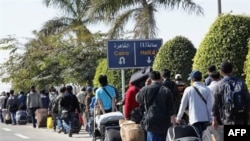 Evakuimi i shtetasve të Kosovës nga Egjipti