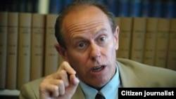 Former Education Minister David Coltart