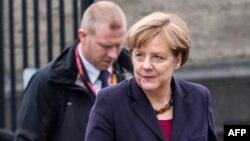 Nemačka kancelarka Angela Merkel