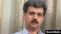 رضا شهابی فعال کارگری در ایران