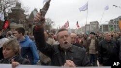 Москва. Россия. 5 мая 2013 г.