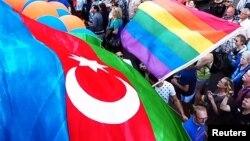 LGBT in Azerbaijan
