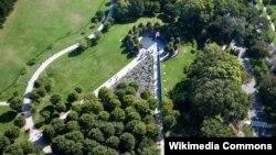 미국 워싱턴 D.C.에 위치한 한국전쟁기념공원.