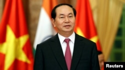 Presiden Vietnam, Tran Dai Quang (foto: dok).