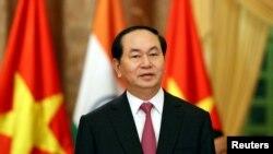 越南国家主席陈大光