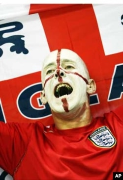 England has some of the most passionate football fans in the world