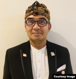 Anggota Komisi I DPR-RI fraksi Nasdem Muhammad Farhan (foto: courtesy).
