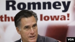 El ex gobernador de Massachusetts Mitt Romney, produjo un debate muy consistente y muchos observadores lo consideraron como el que tuvo la mejor actuación.